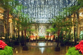 You're Gonna Love Longwood Gardens over the Holidays