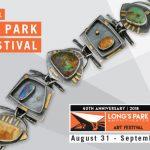 Long's Park Art Festival Add