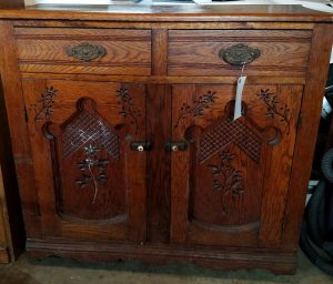 Furniture finds from the Gordonville Mud Sale