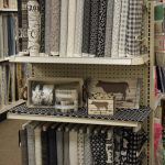 Beautiful Display of Quilt Fabric