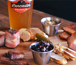 LBC Tap Room - Bacon Sampler