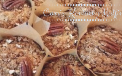 Cook Like You're Inspired:  Kentucky Muffins