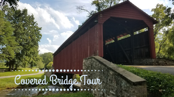 Relax Like You're On Holiday:  Lancaster County Covered Bridges