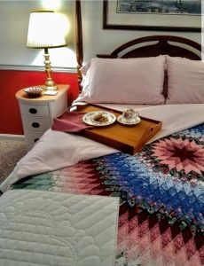 pick your favorite room to cozy up and reconnect with your partner