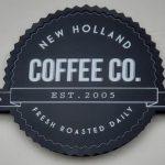 new holland coffee company logo