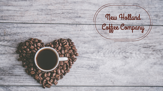 new holland coffee company, where locals gather for a great cup of cofee