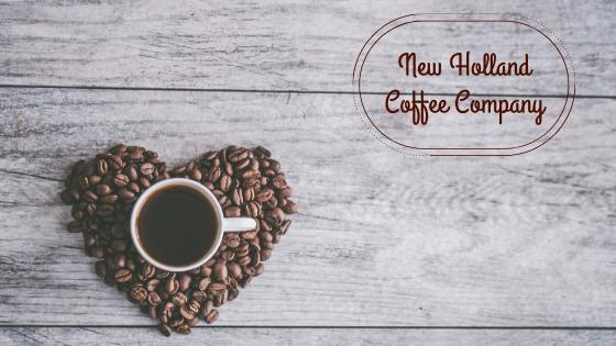 Eat Like a Foodie:  New Holland Coffee Company