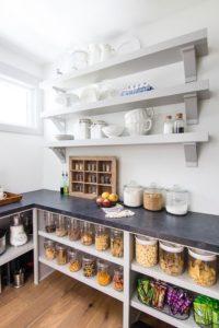 inspiring butler's pantry