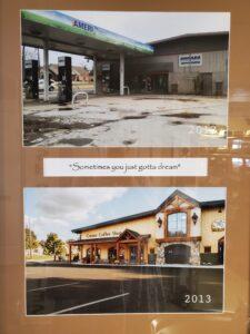 Smucker Village - then & 2013