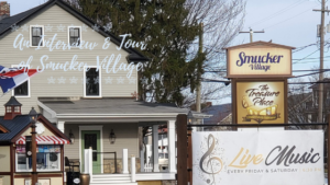an interview with Fan Smucker of Smucker Village, a charming destination in the heart of Intercourse, PA