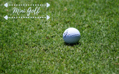 Relax Like You're On Holiday:  Mini Golf Edition
